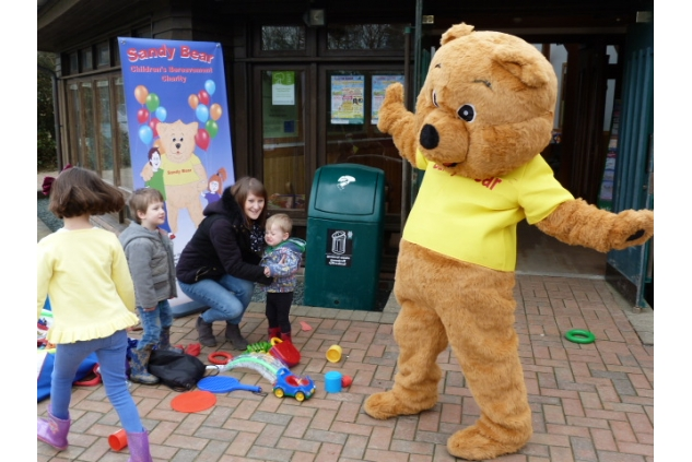 Sandy Bear Children's Bereavement Charity
