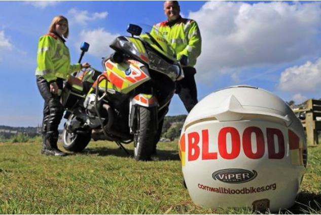 Cornwall Blood Bikes