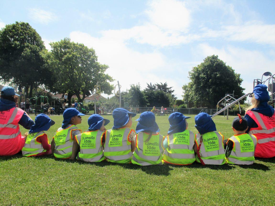 Kamelia Kids Day Nursery & Beach School