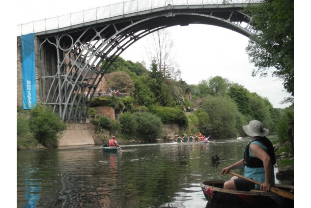 Ironbridge Coracle Trust picture 2