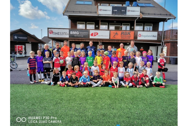 Fletcher Moss Rangers Soccer School