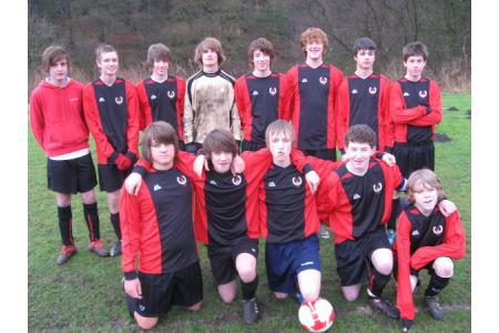 Ryburn United junior football Club. picture 2