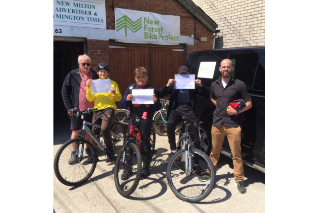 New Forest Bike Project CIC