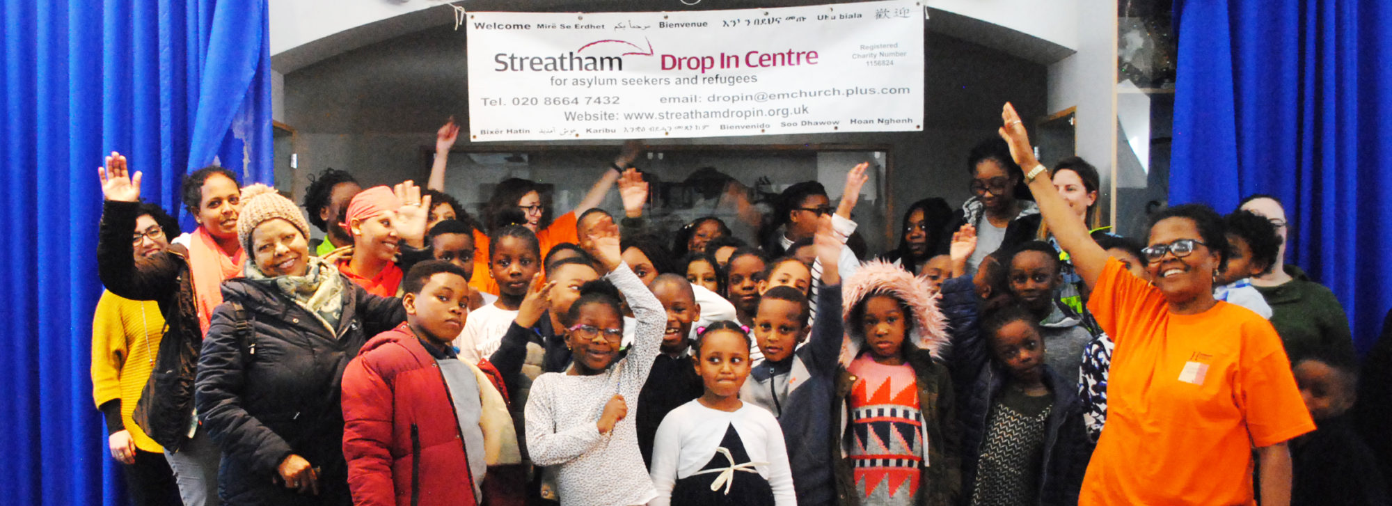 Streatham Drop in Centre for Asylum Seekers and Refugees