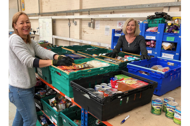 St Albans & District Foodbank