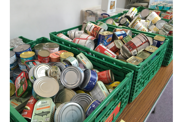 East Elmbridge Foodbank