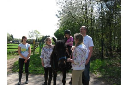 Woodside Farm Stables Riding For The Disabled