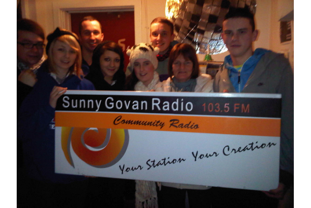 Sunny Govan Community Media Group