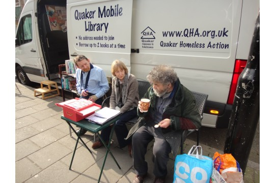 Quaker Homeless Action picture 2