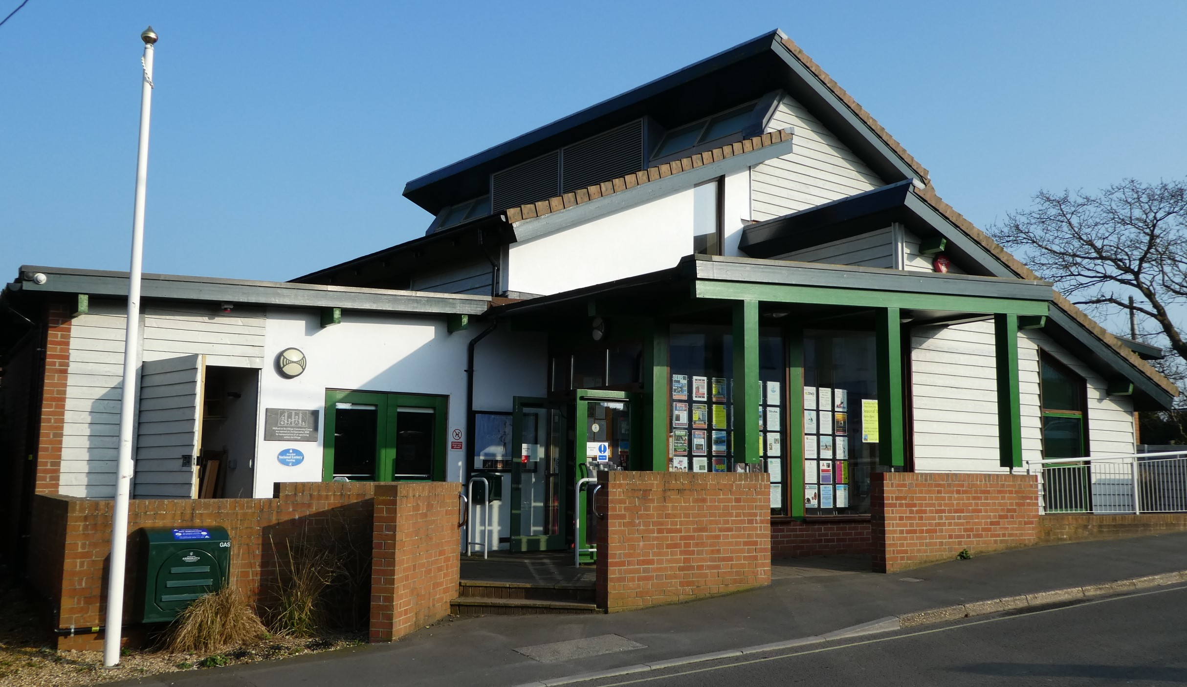 Milford on Sea Community Centre