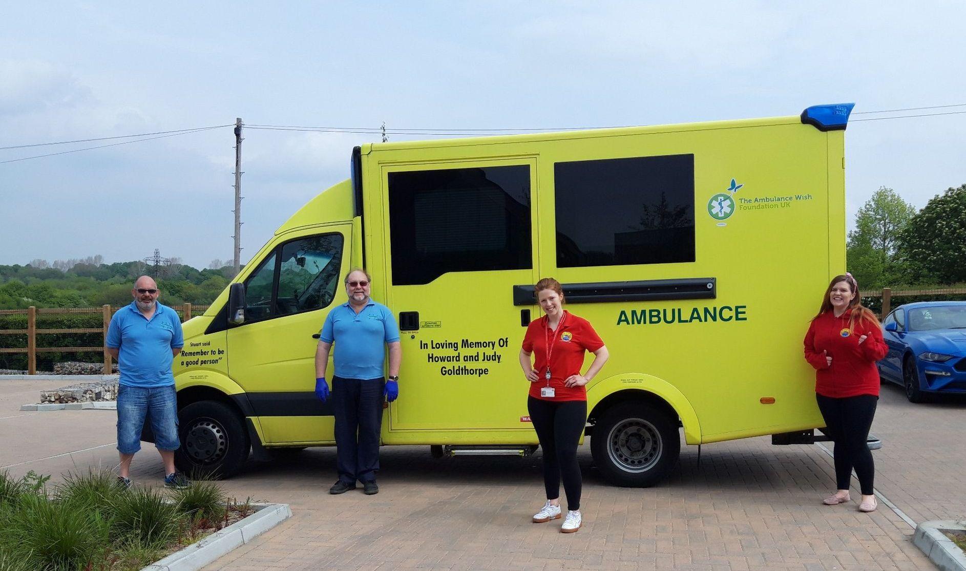 Ambulance Wish Foundation