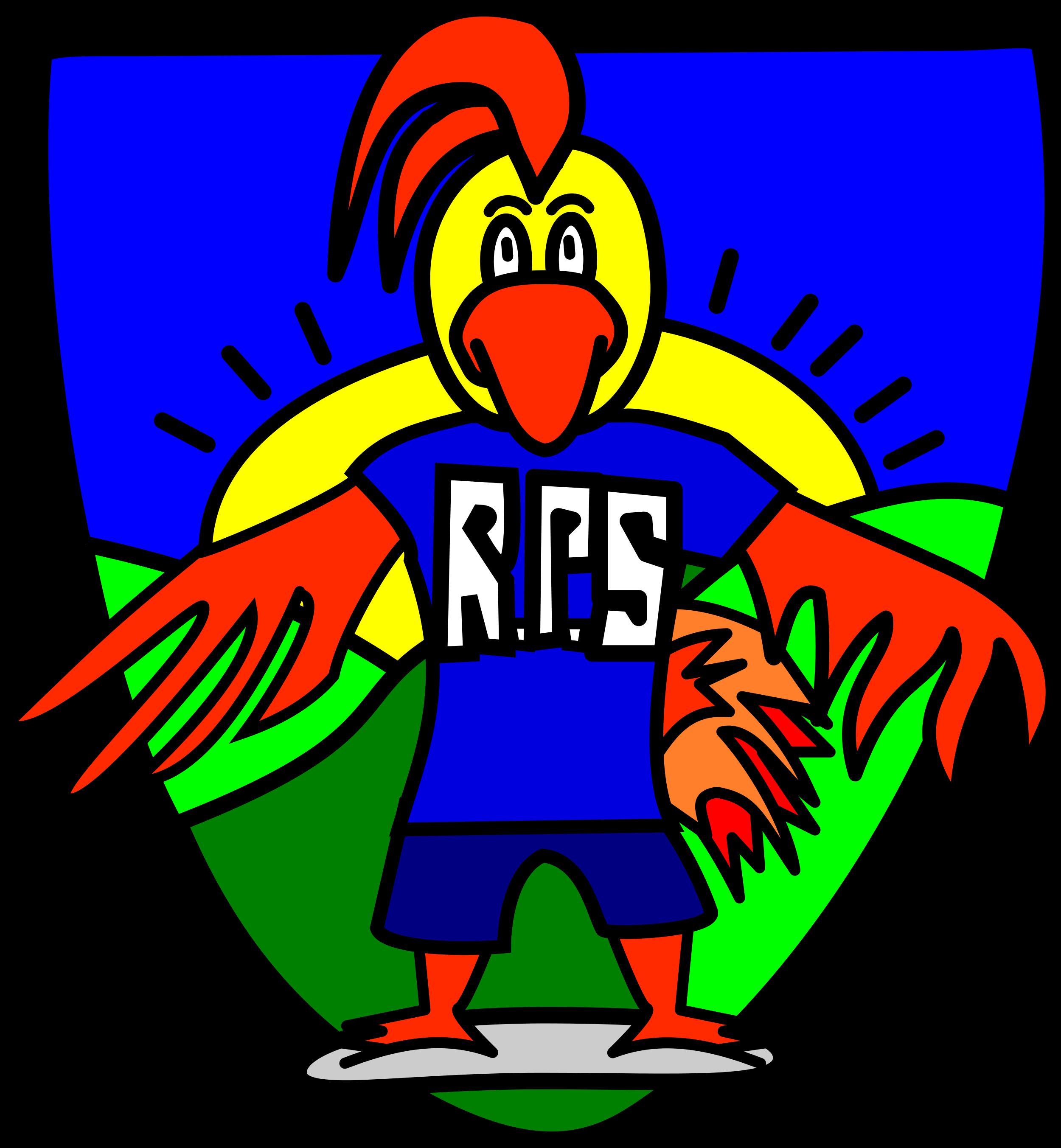 Friends of Rhws Primary School Logo
