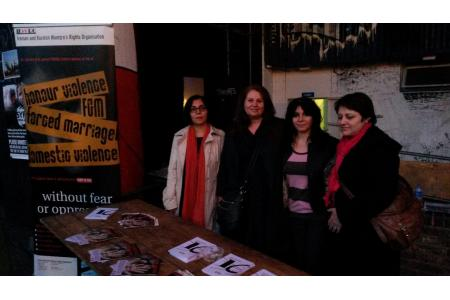 Iranian and Kurdish Women's Rights Organisation (IKWRO) picture 2