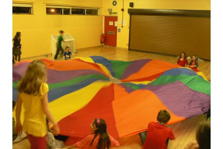 Tilehurst Junior Youth Club picture 2