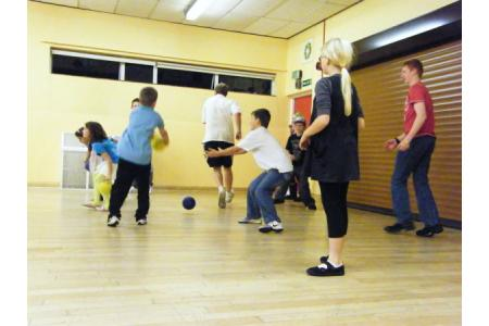 Tilehurst Junior Youth Club