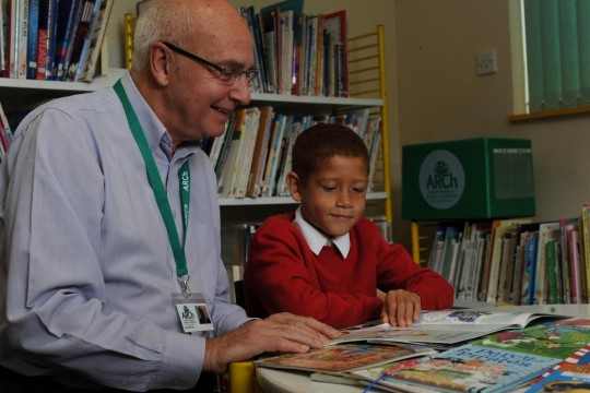 ARCh (Assisted Reading for Children in Oxfordshire) picture 2
