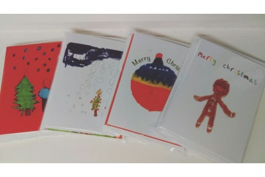 MK ACT Christmas Cards and Calendars