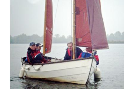 Burghfield Sailability