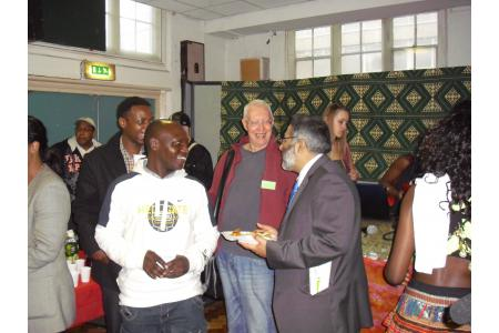 Oxfordshire Black and Minority Ethnic Community Champions