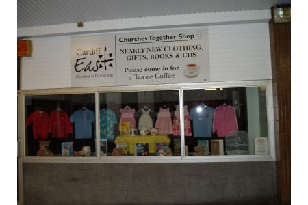 Churches Together Maelfa Shop Project