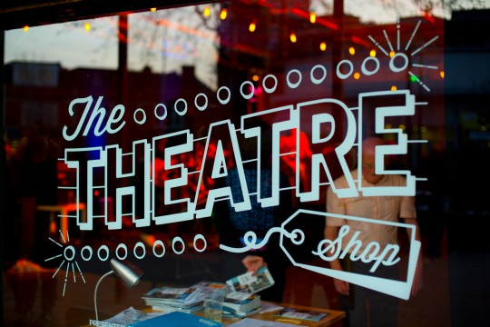 Theatre Shop: The Theatre Orchard & Living Spit