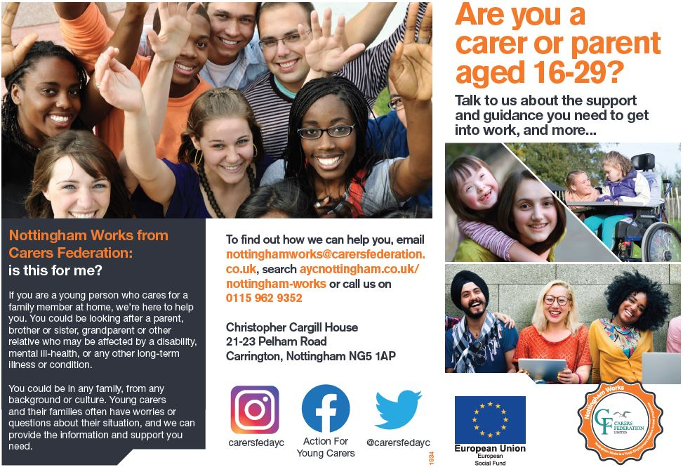 The Carers Federation Limited,  Action For Young Carers