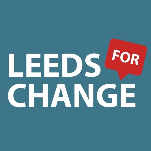 Leeds for Change Crowdfunder!