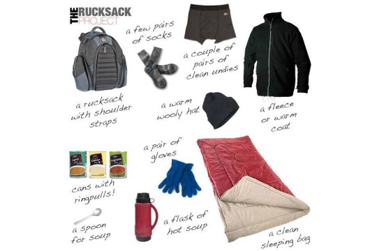 The Ruck Sack Project