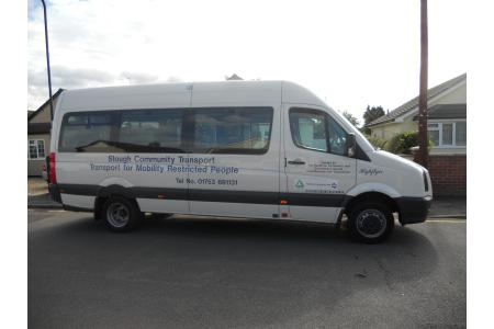 Slough Community Transport & Shopmobility