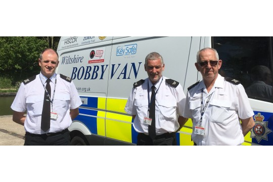 The Wiltshire Bobby Van Trust