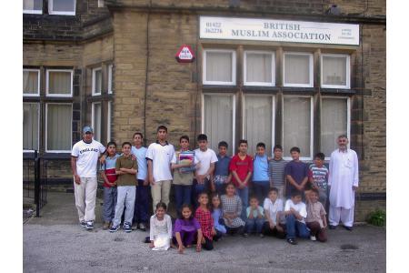 Calderdale British Muslim Association BMA