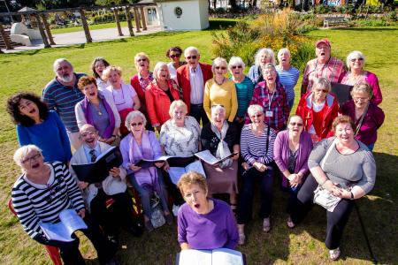 Sing For Better Health groups Brighton & Hove