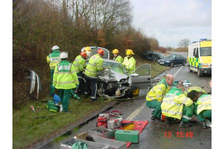 Somerset Accident Voluntary Emergency Service