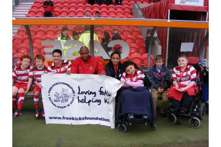 Free Kicks Foundation picture 2