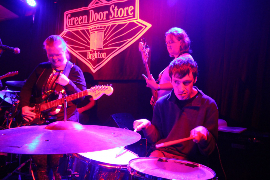Stay Up Late and The Rock House supporting Komedia and The Green Door Store