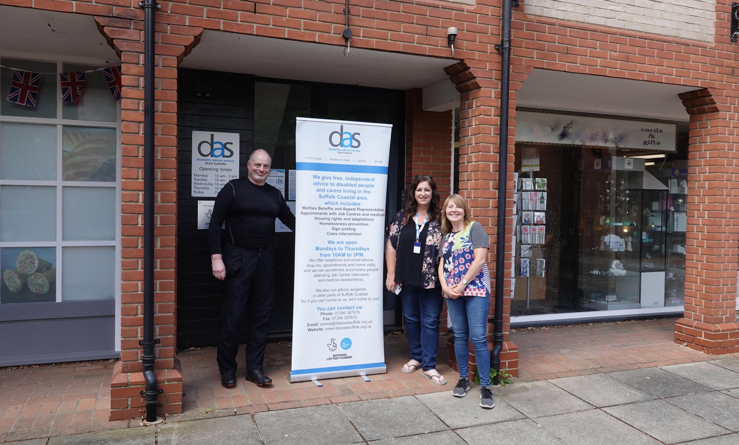 Disability Advice Service (East Suffolk)