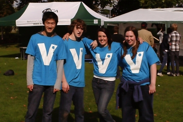 V involved Volunteering Scheme
